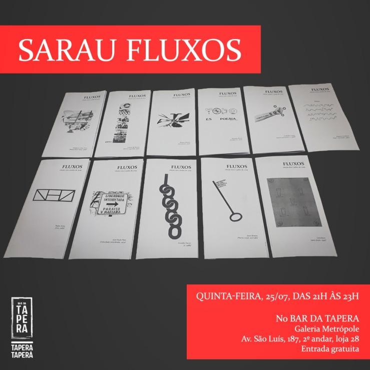 Sarau Fluxos